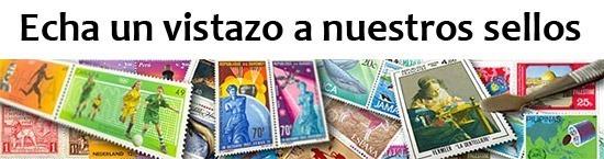 Echa un vistazo a nuestros sellos